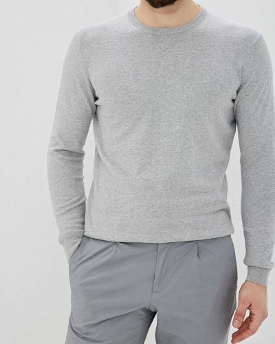 Джемпер серый United Colors Of Benetton