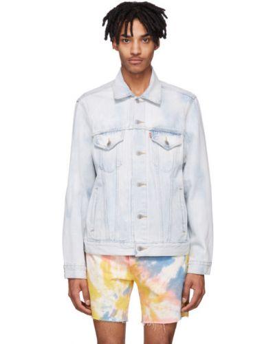 Джинсовая куртка длинная винтажная Levi's®