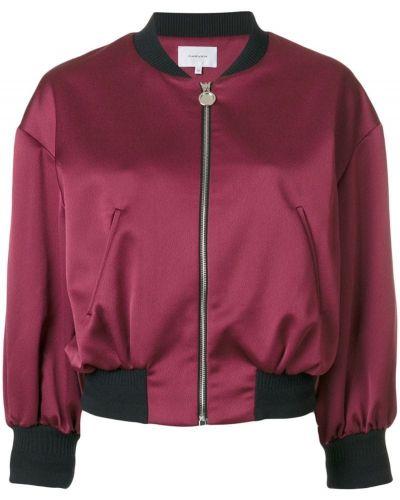 Розовая короткая куртка Carven