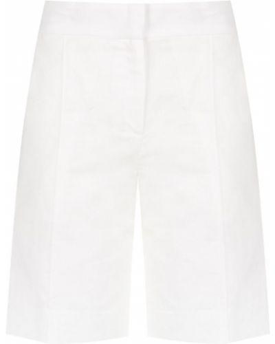 Белые шорты с карманами Alcaçuz
