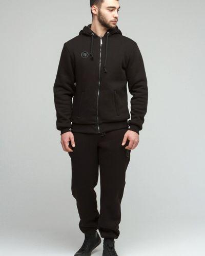 Черный спортивный костюм Men's Yard
