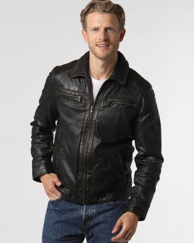 Czarne jeansy Nils Sundström Denim