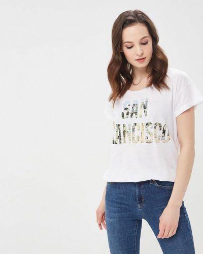Белая футболка Blendshe