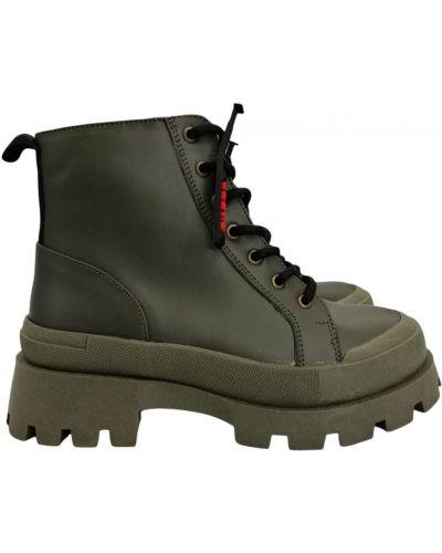 Кожаные ботинки Olli