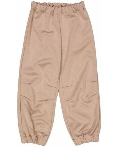 Czarne spodnie softshell Wheat