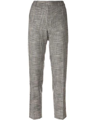 Укороченные брюки с лампасами из полиэстера Essentiel Antwerp