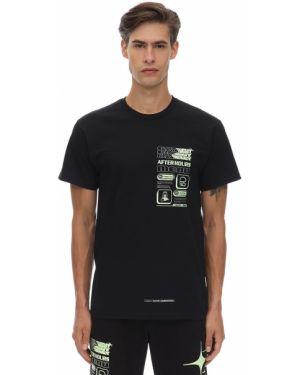 T-shirt bawełniana - czarna Club Fantasy
