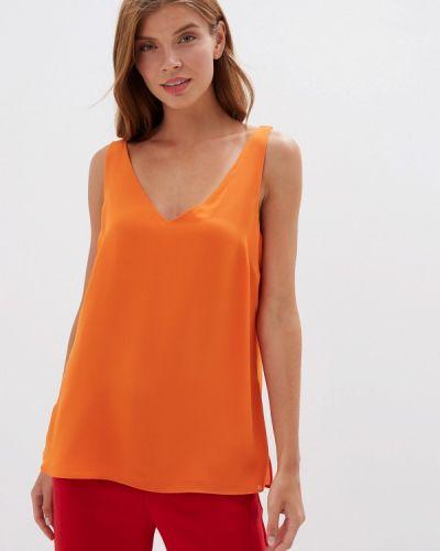 Топ - оранжевый Wallis