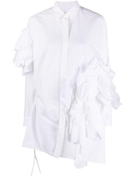 Koszula biała asymetryczny Enfold