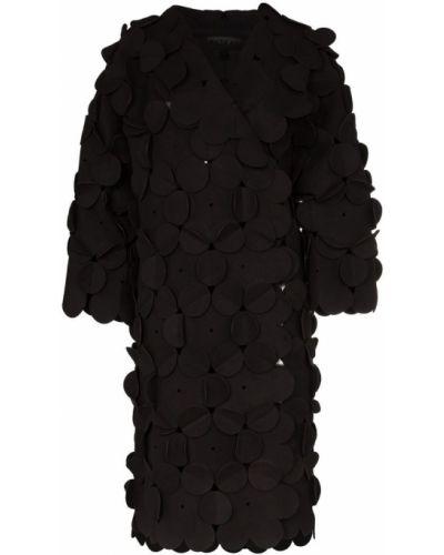 Пальто с капюшоном с запахом пальто Paskal