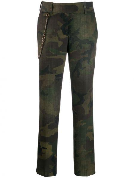 Укороченные брюки брюки-хулиганы с карманами Ermanno Scervino