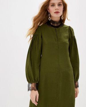 Платье прямое осеннее Dorothee Schumacher
