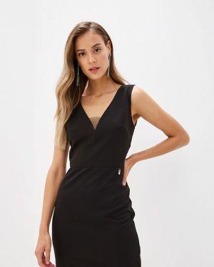 Черное вечернее платье Love Republic