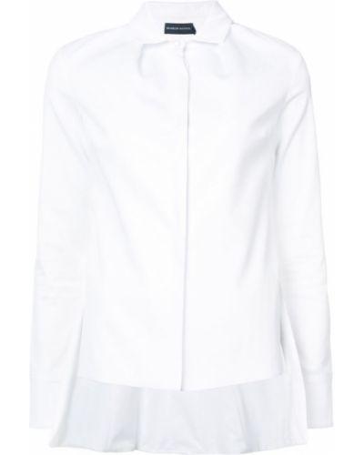 Рубашка белая Brandon Maxwell