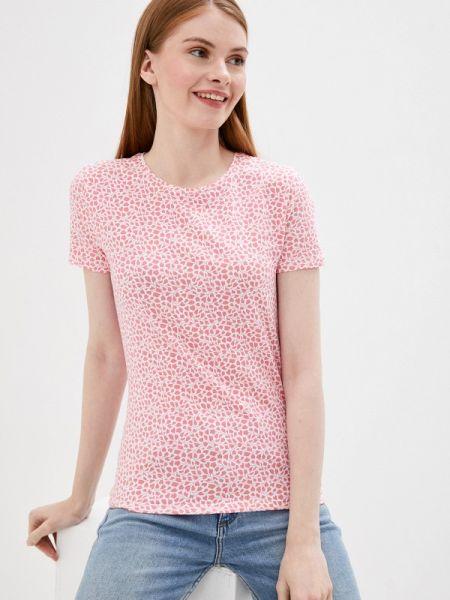 Розовое футбольное поло Marks & Spencer