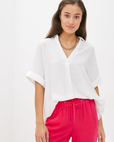 Белая блузка с короткими рукавами Gerry Weber