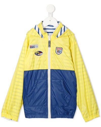 Куртка домашний желтый Miki House