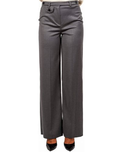 Szare spodnie Hanita