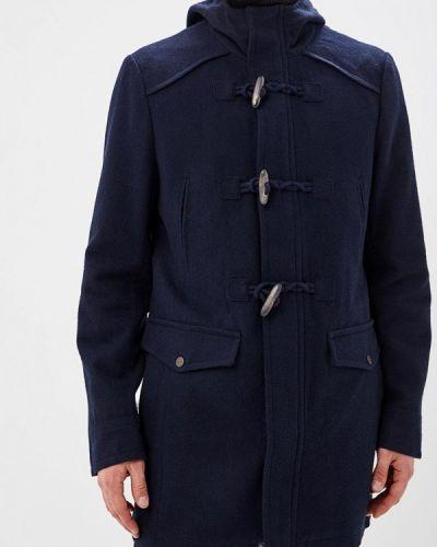 Пальто синий Dreimaster