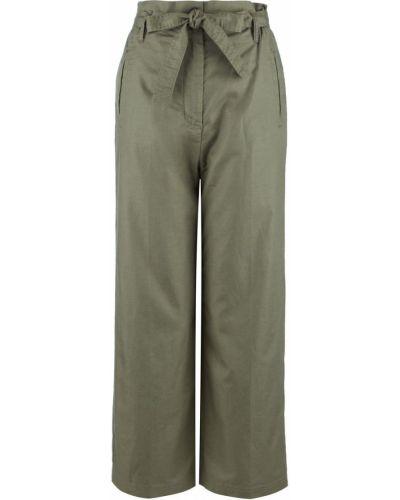 Свободные брюки хаки свободного кроя Marc O`polo