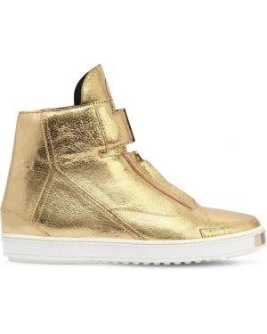 Sneakersy skorzane Lvl Xiii