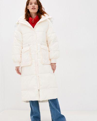 Утепленная куртка - бежевая Love Republic