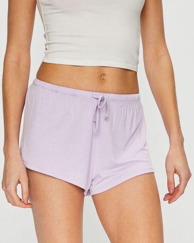 Шорты пижамные фиолетовый Undiz