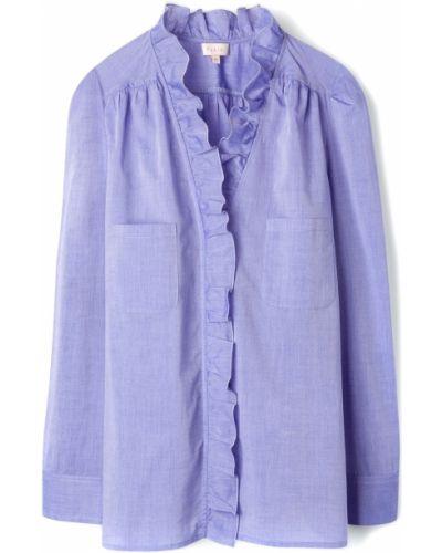 Хлопковая блузка Gerard Darel