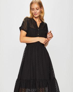 Платье с декольте с V-образным вырезом Jacqueline De Yong