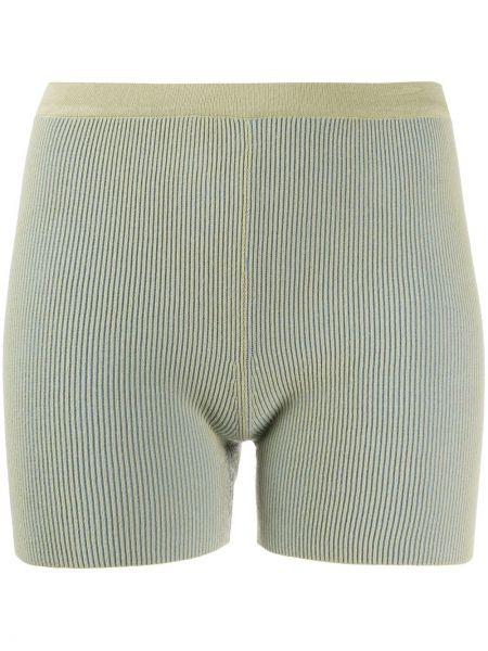 Короткие шорты для полных Jacquemus