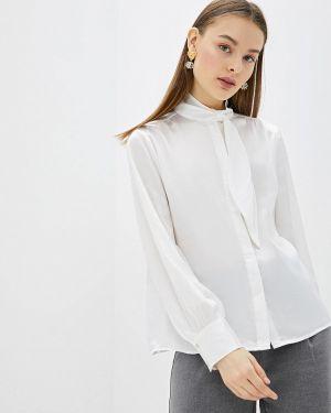 Блузка белая с бантом Pimkie