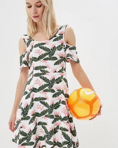 Платье с открытыми плечами весеннее Ovs