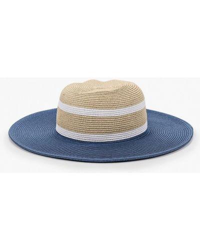 Шляпа с широкими полями - бежевые Fabretti