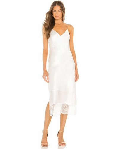 Кружевное платье - белое Cami Nyc