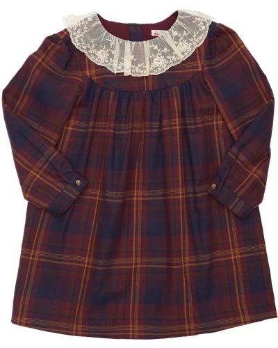 Кружевное платье Bonpoint