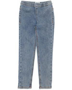 Jeansy na gumce rozciągać Molo