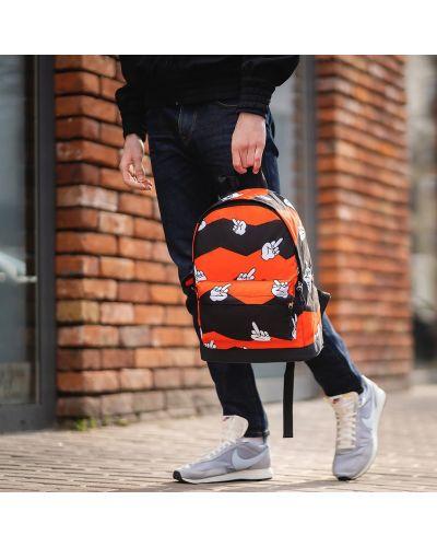 Городской рюкзак - оранжевый Danger