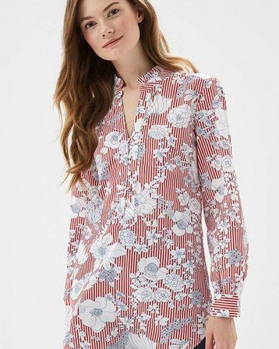 Блузка индийский красная Marks & Spencer