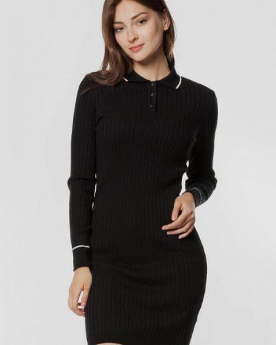 Платье-футболка - черное Arber