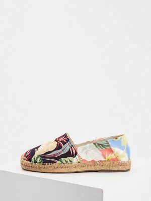 Текстильные эспадрильи Polo Ralph Lauren
