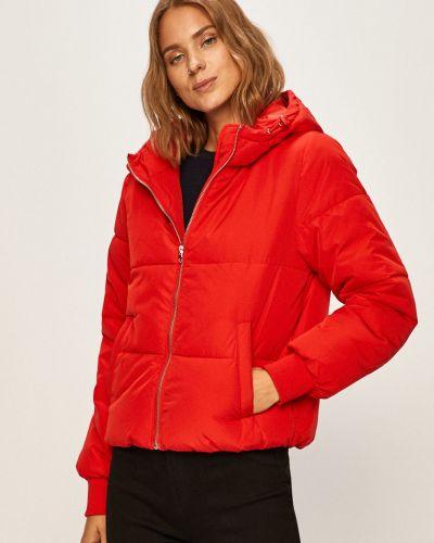 Куртка с капюшоном укороченная с карманами Jacqueline De Yong