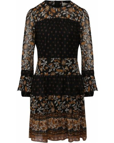 Платье приталенное с вырезом Michael Michael Kors