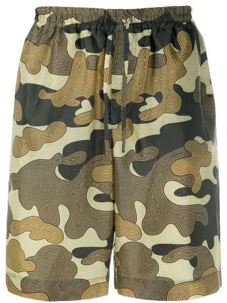 Короткие шорты на резинке Cmmn Swdn