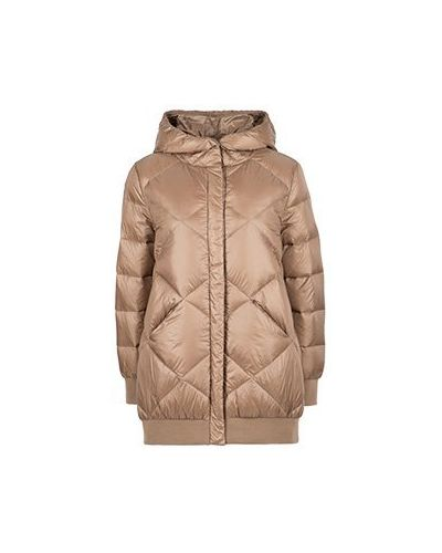 Бежевая куртка Max & Moi