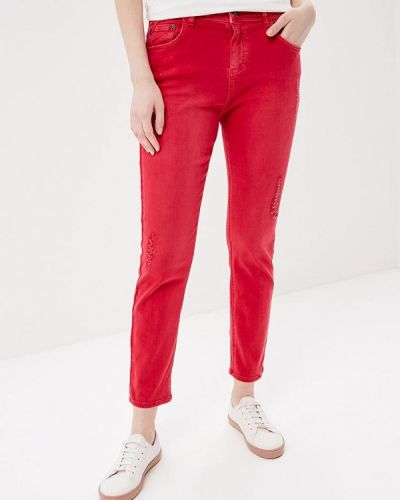 Розовые брюки S.oliver