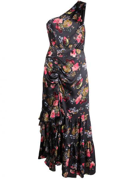 Шелковое платье Cinq À Sept