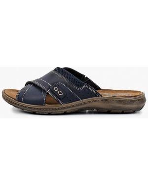 Синие сандалии Salamander