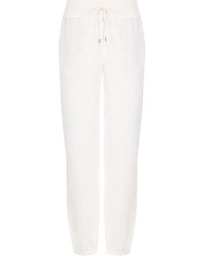 Белые брюки водостойкие Loro Piana