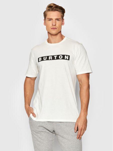 T-shirt - biała Burton