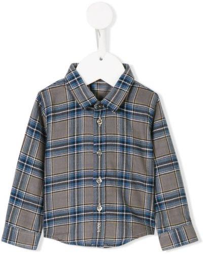 Хлопковая рубашка Knot